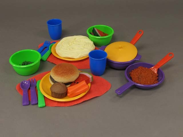 Toy Food And Dishes : Best images about toy lending service on pinterest