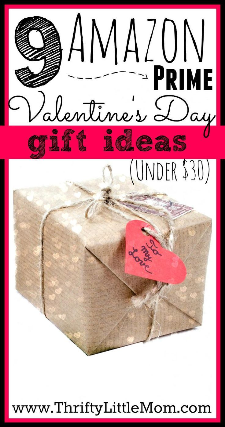 9 Amazon Prime Valentine Gift Ideas