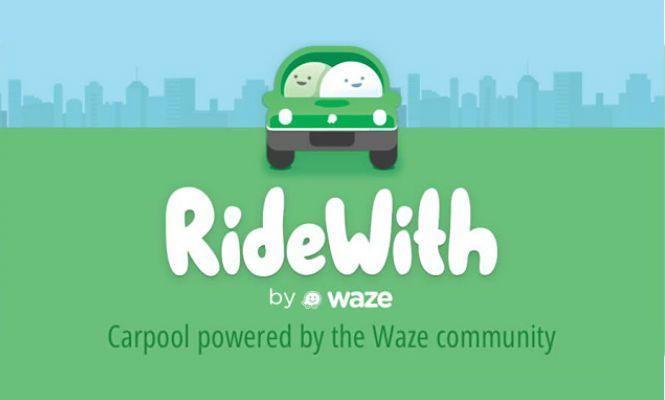 RideWith, una nueva plataforma para compartir viajes ideada por Google y basada en los datos de Waze para hacer frente a las ya clásicas en el mercado app Uber o Blablacar.