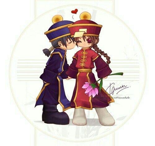 Ragnarok Munak and Bongun