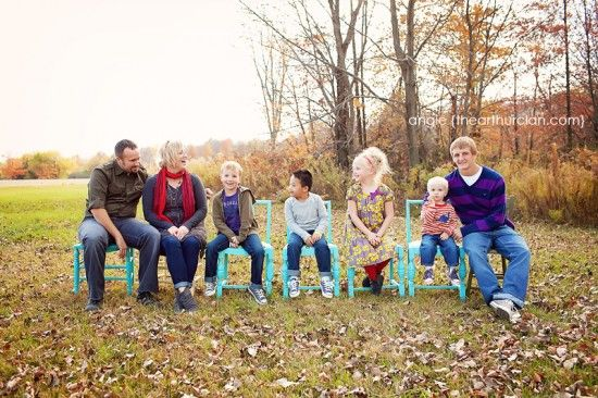 Top 10 Ways To Make Your Family Photos Stand Out -angie arthur