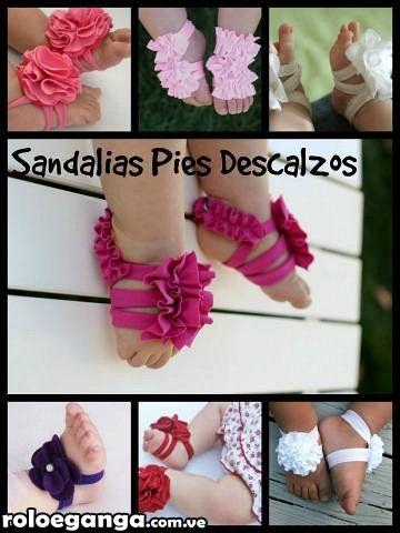 sandalias pies descalzos para bebe , Buscar con Google