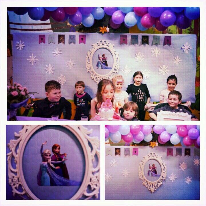 Frozen Party:)