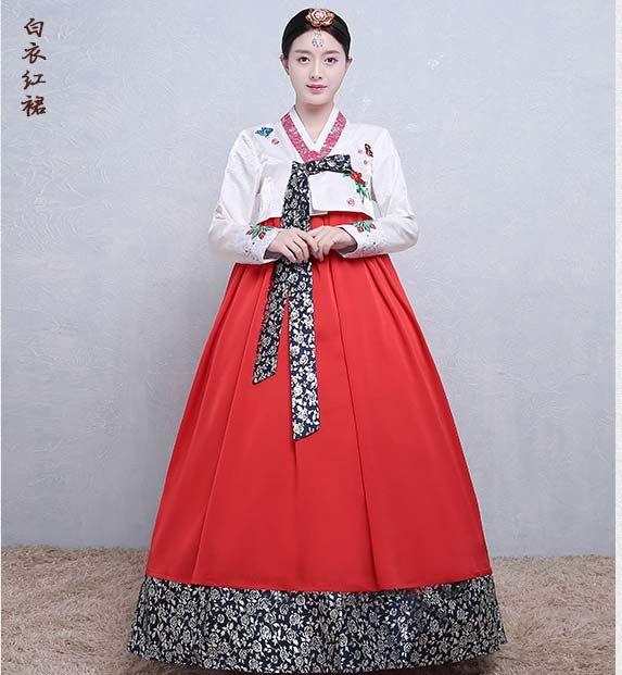 Baju Tradisional Korea Wanita