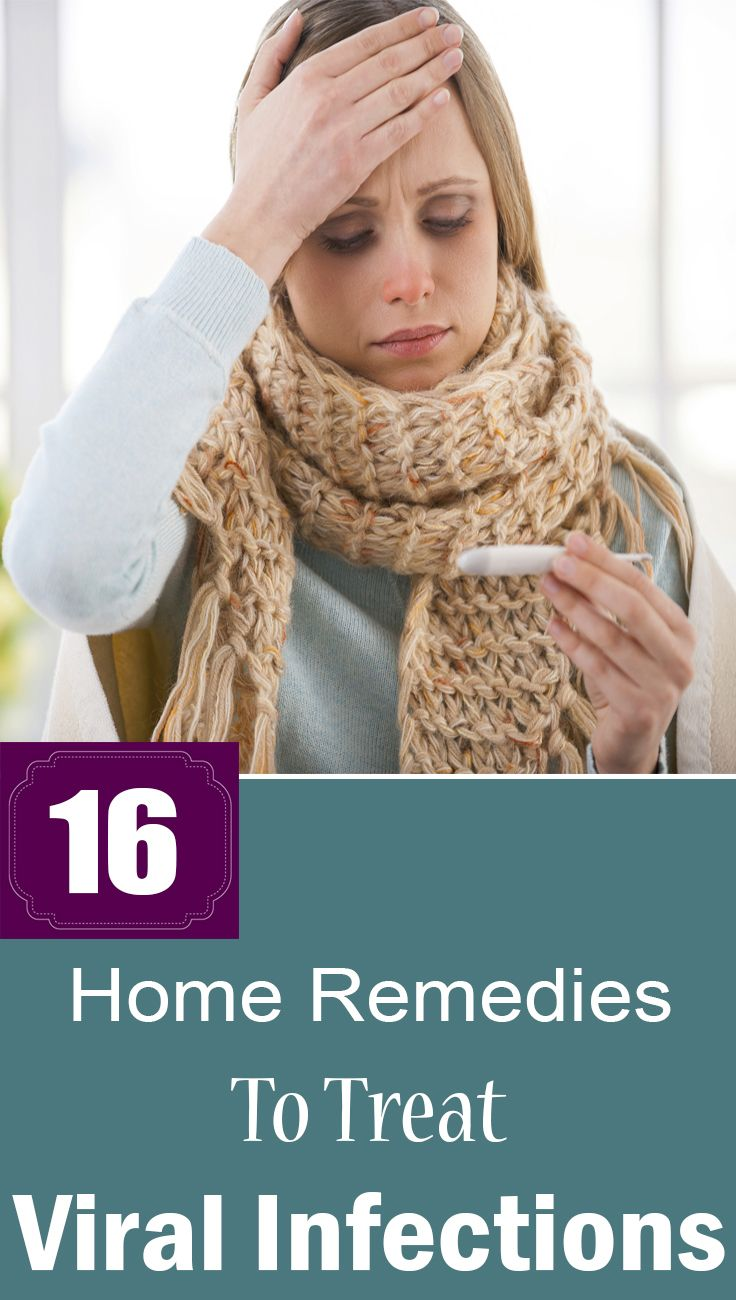Viral infections cause illnesses as mild as common cold and as severe as AIDS! Here are 16 home remedies for you to get rid of presence of such virus in the body