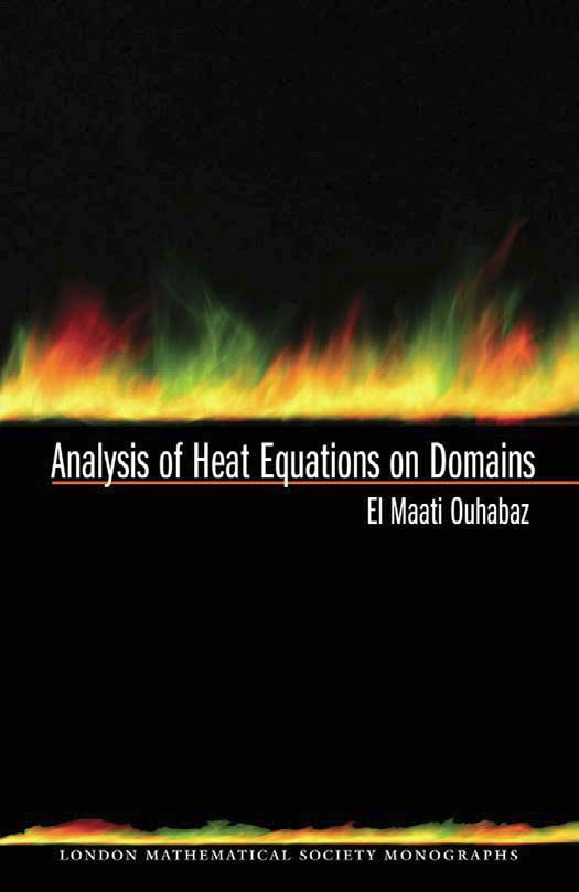 Analysis of Heat Equations on Domains (LMS-31)