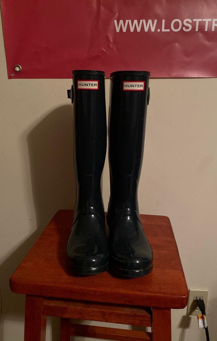 Hunter Boots on Mercari | Hunter boots, Boots, Hunter
