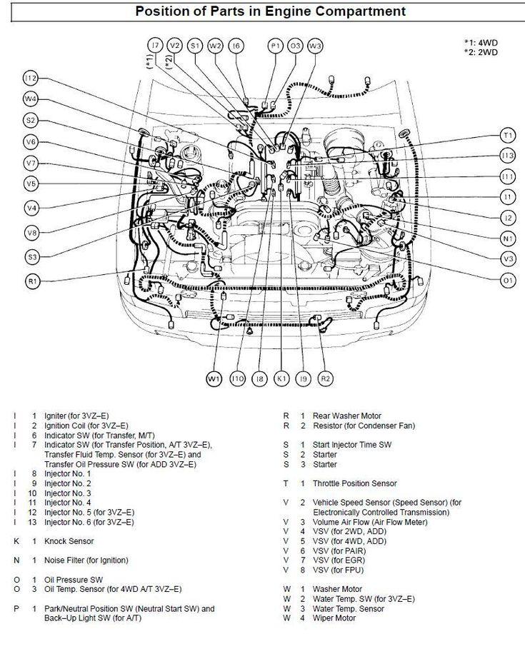 Knock sensor location - Toyota 4Runner Forum - Largest ...