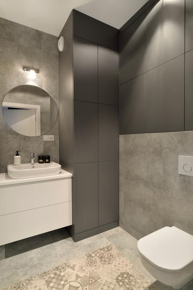 Apartament de 49 mp amenajat in stil contemporan- Inspiratie in amenajarea casei - www.povesteacasei.ro