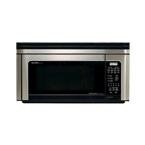 Ft Watt Over The Range Convection Microwave Oven 580