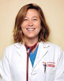 Meet Dr. Leslie Saxton, a cardiologist who is changing the face of healthcare by advocating for the incorporation of smartphone technology into patient care. Dr. S. is the Chief of the Division of Cardiovascular Medicine USC Keck School of Medicine.