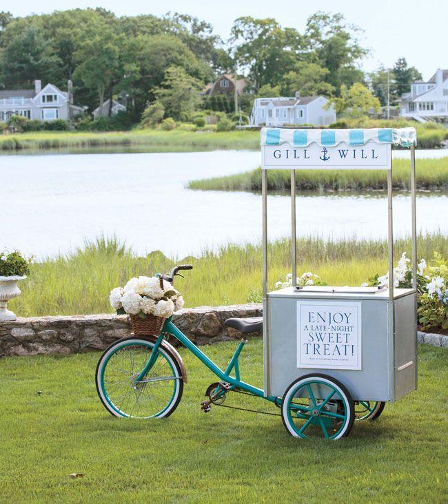 Nautical-Inspired Connecticut Wedding: Gillian + William