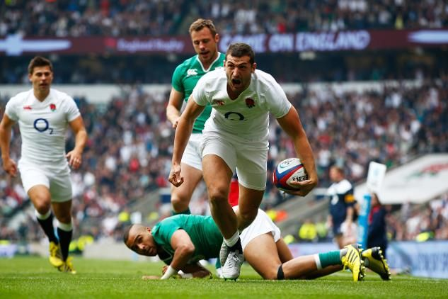RWC: England climb rankings but Ireland and Georgia suffer falls