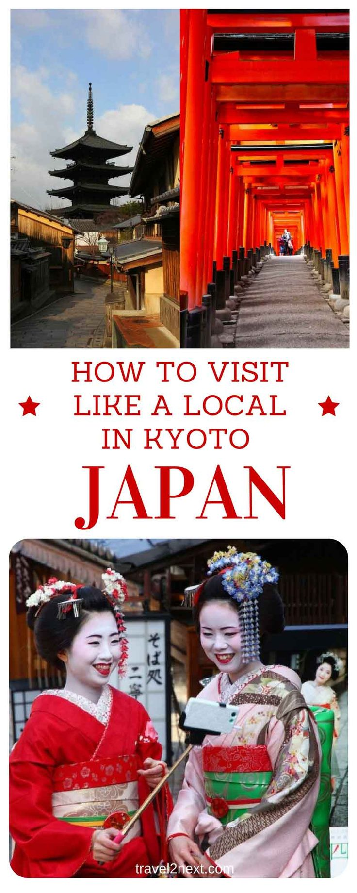 Kyoto – how to visit like a local. If you ever fantasised about experiencing Japanese life like a local, there is an alternative to staying in a hotel, both in Kyoto and Tokyo now.