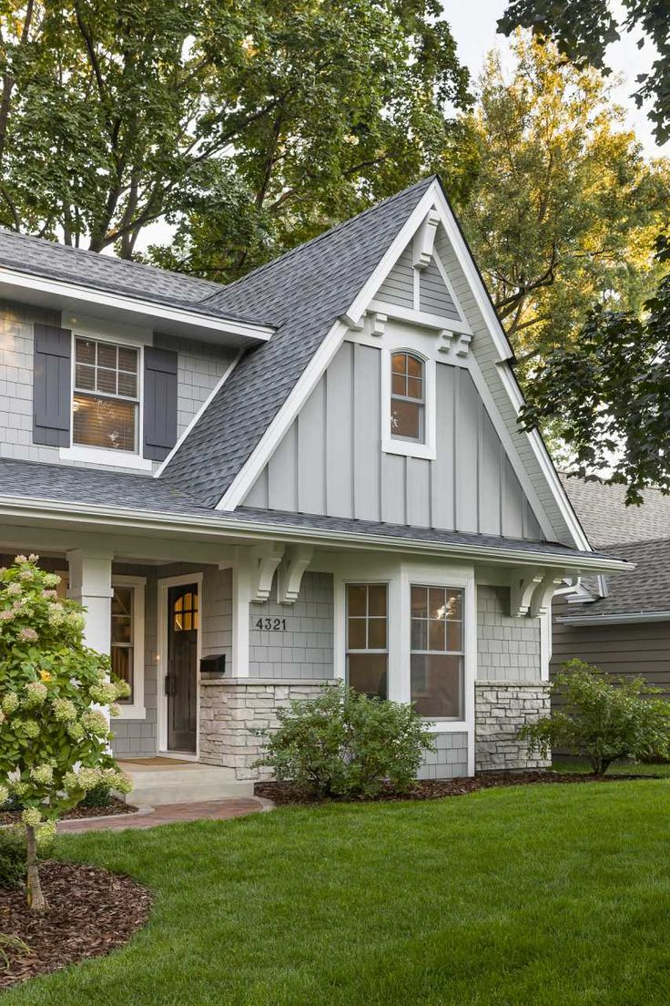 1000 Ideas About Exterior Paint Color Combinations On