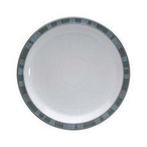 Denby Azure Coast Dinner Plate by Denby. Save 8 Off!. $36.99. Each piece of pottery is painstakingly glazed by skilled craftsman.. Strong, durable and chip-resistant. Dishwasher, microwave, oven and freezer safe. Denby Azure Coast Dinner Plate. Material: stoneware. Bring the Mediterranean to mind with the cool aquamarine tones of Denby Azure. Add accented pieces from the Azure Coast range to bring a touch of summer to your table, whatever the weather.  Anyone who owns Denby will tell you…