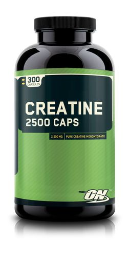 Help supply energy to your muscles with Optimum Nutrition Creatine!