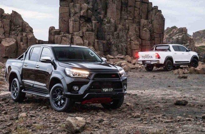 2020 Toyota Hilux Drivetrain Di 2020
