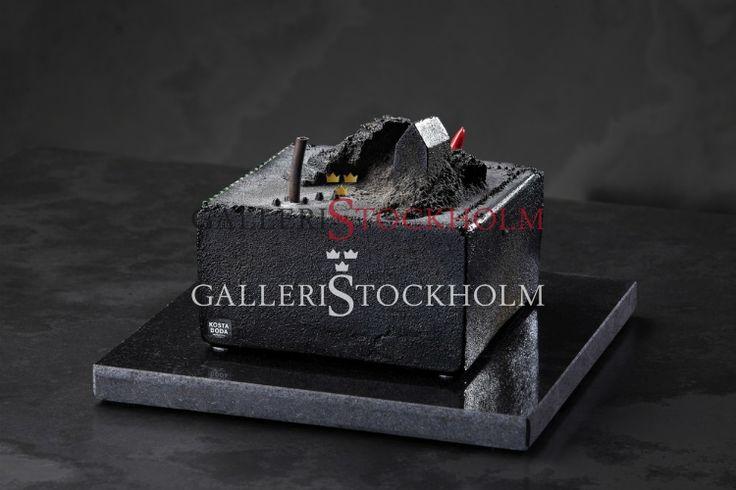 Bertil Vallien - Glaskonst – Limiterat Island Beställ här! Klicka på bilden.