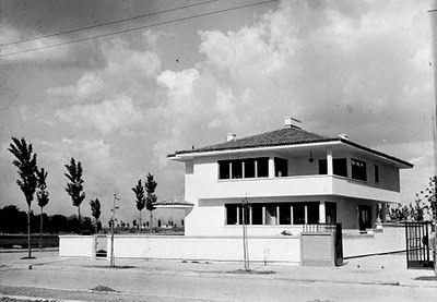 Atelierul de arhitectură: Arh. Henrieta Delavrancea - Casa Prager (1936), B-dul Aviatorilor 92 (demolata)