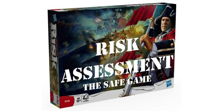 Risk Assessment, the healthy and safety concious board game.