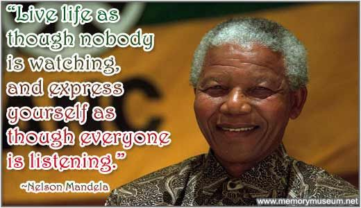 nelson mandela a most admired hero essay Almost unimaginable just a few years before, nelson mandela  about aids,  peace, debt relief, the environment--who most inspires us to think.