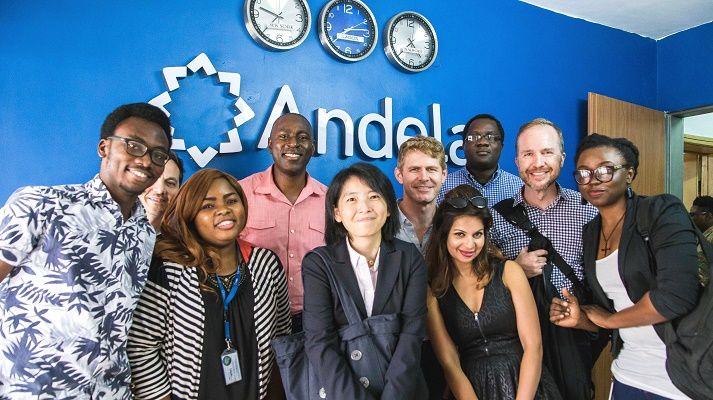 Un financement record de 24 millions de dollars de Mark Zuckerberg pour la start-up Andela  Trunk SIP VoIP, devenez opérateur mobile et voip, numéros surtaxé et CRM pour call center www.bisatel.com