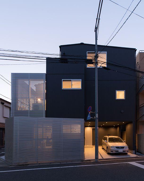 Functional House 注文住宅なら建築設計事務所 フリーダムアーキテクツデザイン 二世帯住宅 住宅 建築デザイン