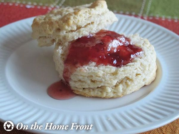 Amazing Sourdough Biscuits: I just made my first sourdough starter and sourdough pancakes were delicious. I think I'll try these biscuits next!