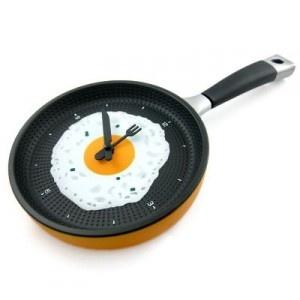RELOJ DE PARED HAPPY TIME  Un original y moderno reloj de pared, perfecto para decorar tu cocina.