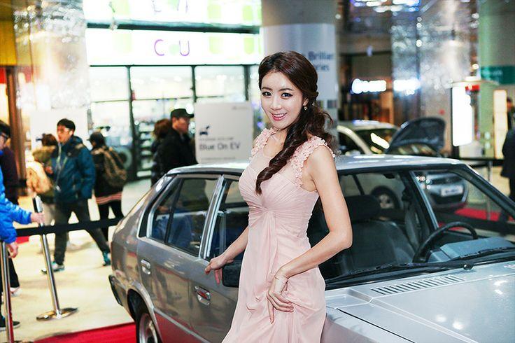 Model Jumi Jeong
