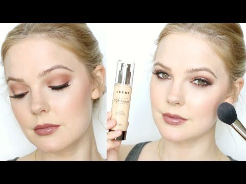 @mallory1712 shares why the LORAC Sheer POREfection Foundation is one of her weekly favorites.