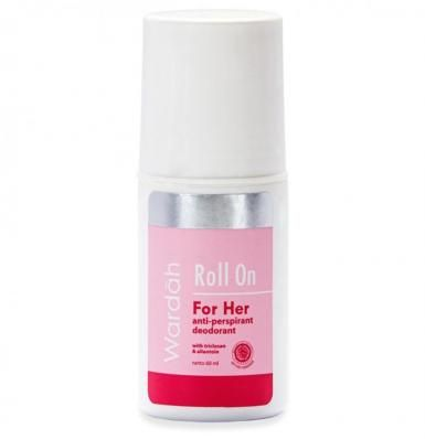 Wardah Deo Roll For Her 60ml