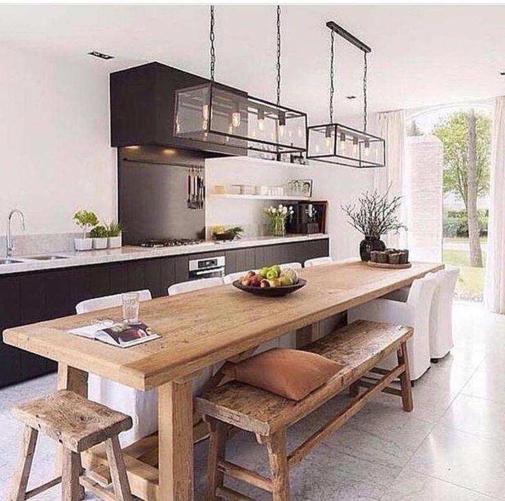 Küchen design haus küchen arbeitsplatte moderne küche die küche esszimmer einrichten und wohnen wohnzimmer reihenhaus