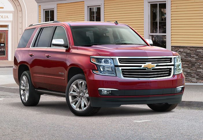 17 Best Images About 2015 Chevrolet Tahoe On Pinterest