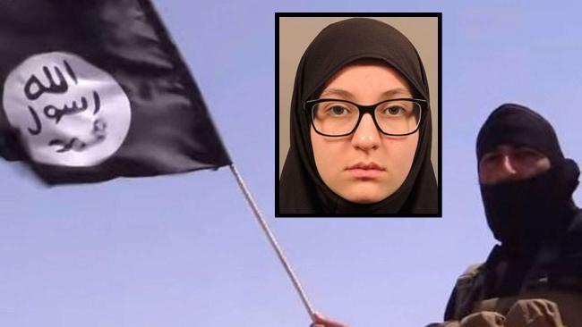 ISIS-Mädchen (15) sticht Polizist in den Hals: Wenn aus Kindern Fanatiker werden