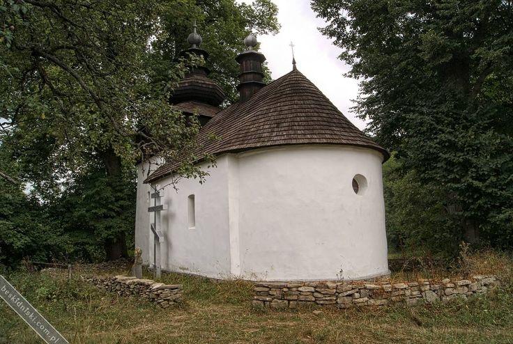 Cerkiew w Bielicznej   Beskid Niski #Bieliczna #cerkiew #BeskidNiski #Poland #Polska