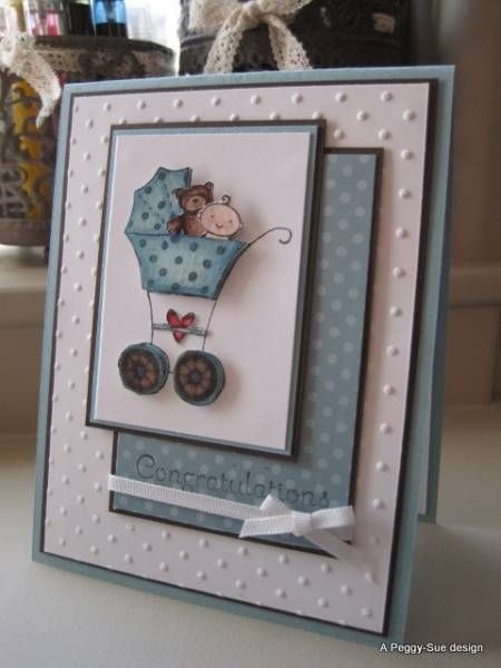 Bundle of Joy by peggy-sue - Cards and Paper Crafts at Splitcoaststampers