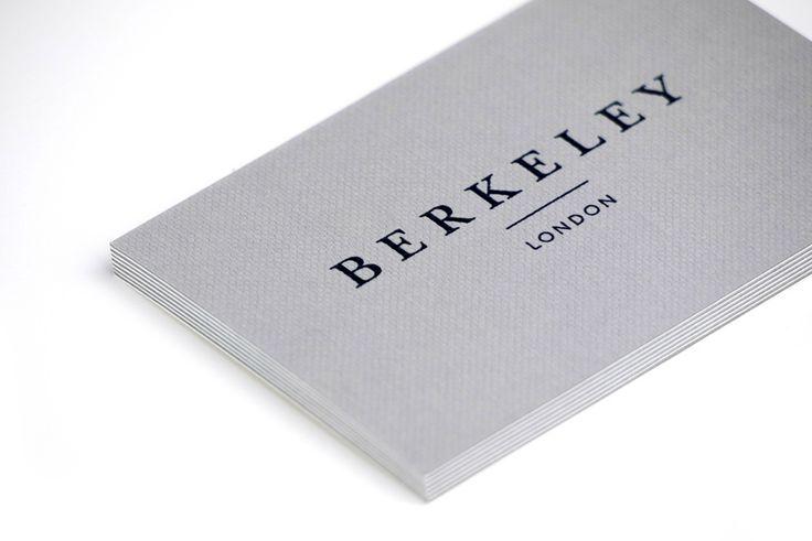 Construct — Berkeley BrandingBrand Identity, Berkeley Brand, September Industrial, Berkeley Hotels, Uc Berkeley, Business Cards Design, Construction, Brand Projects, Luxury Hotels