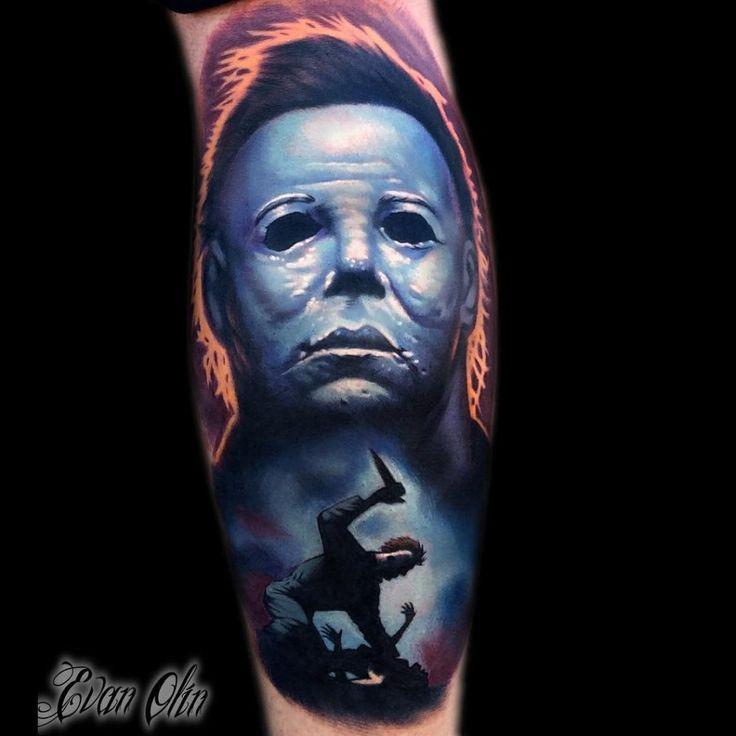 horror movie  Tattoo Ideas