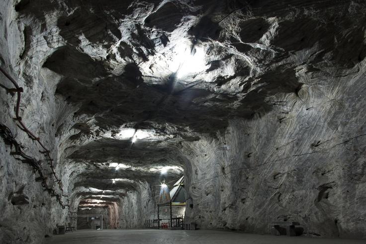 Targu Ocna Salt Mine (photo SNS SALROM)