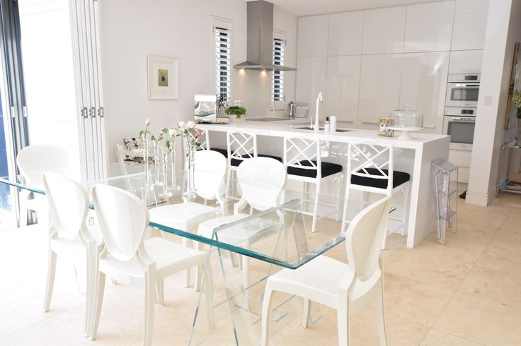 Double Bay kitchen and dining room  interior design