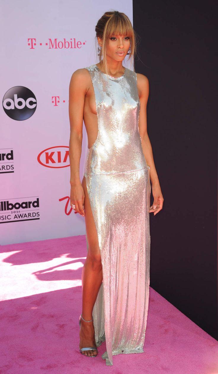 Le photocall des Billboard Awards 2016: Ciara