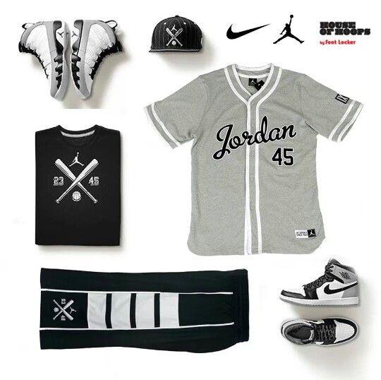 Air Jordan 1 Retro Outfit