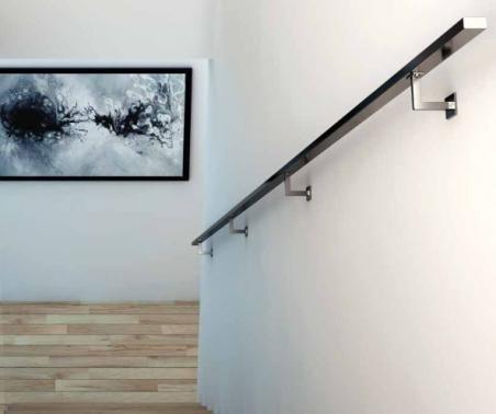 stainless steel handrail square Barmet