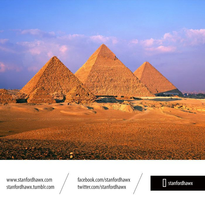 7 - Giza Piramitleri - Mısır Yeraltı Şehri
