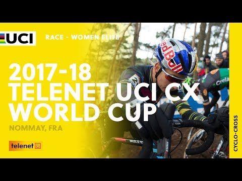 2017-18 Telenet UCI Cyclo-cross World Cup – Nommay pays de Montbéliard (...