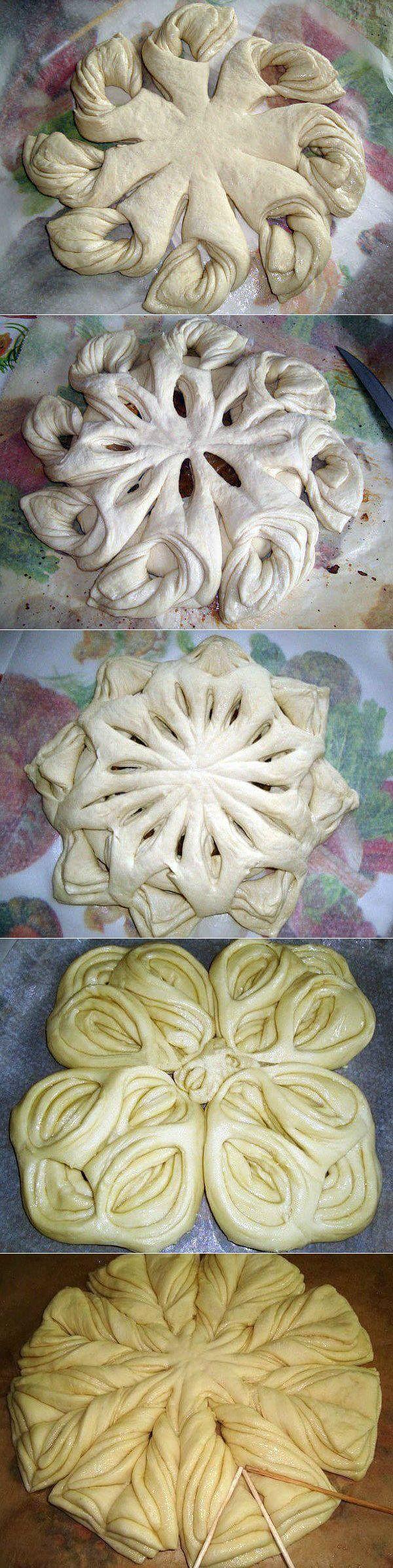 Творческий подход к оформлению пирогов