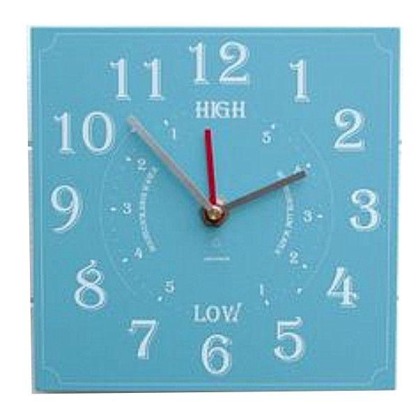 A SHORT WALK   ECO Time & Tide Clock - Blue #botanex #botanexstore #qualityproducts #consciousshopping