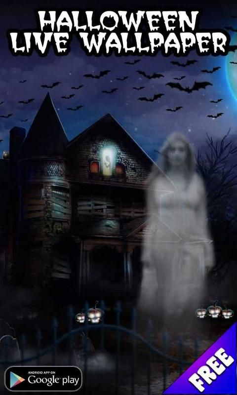 Scary Halloween Live Wallpaper Download Scary Halloween Live